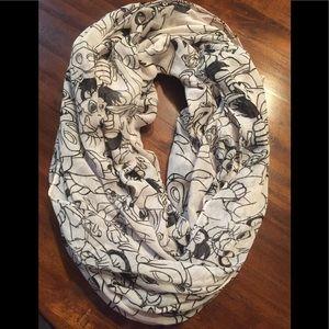 Disney Lion King infinity scarf